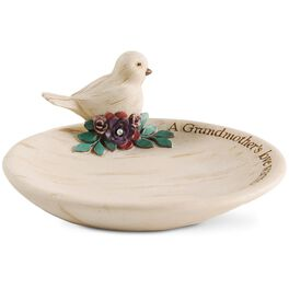 A Grandmother's Love Warms the Heart Jewelry Dish, , large