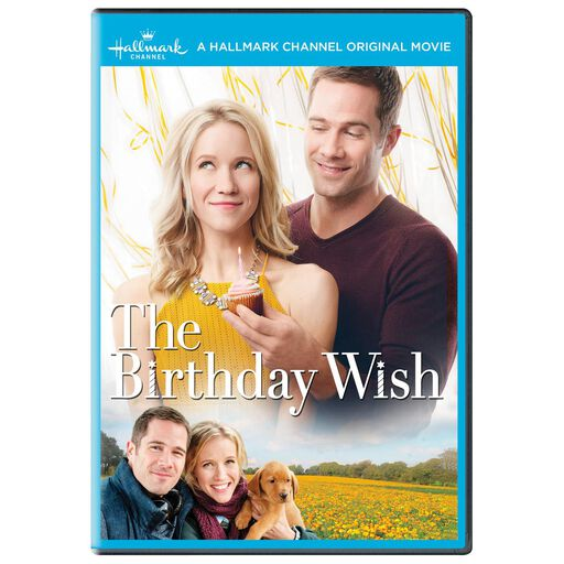 The Birthday Wish DVD,