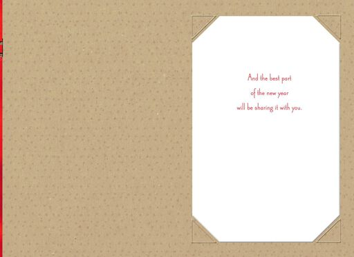 You're the Best Gift Christmas Love Card,