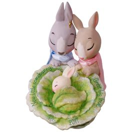 Little Somebunny New Parents Ornament, , large