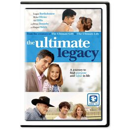 The Ultimate Legacy DVD, , large