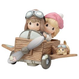 Precious Moments® My Heart Soars When I'm With You Figurine, , large