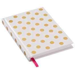 Gold Dot Journal, , large