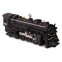 773 Hudson Steam Locomotive LIONEL® Trains Ornament, , large