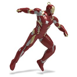 Captain America: Civil War Team Iron Man Ornament, , large