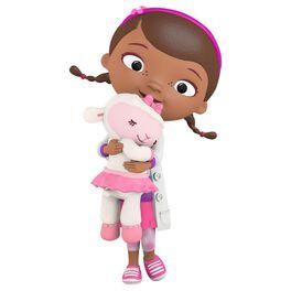 Disney Doc McStuffins Doc and Lambie Ornament, , large