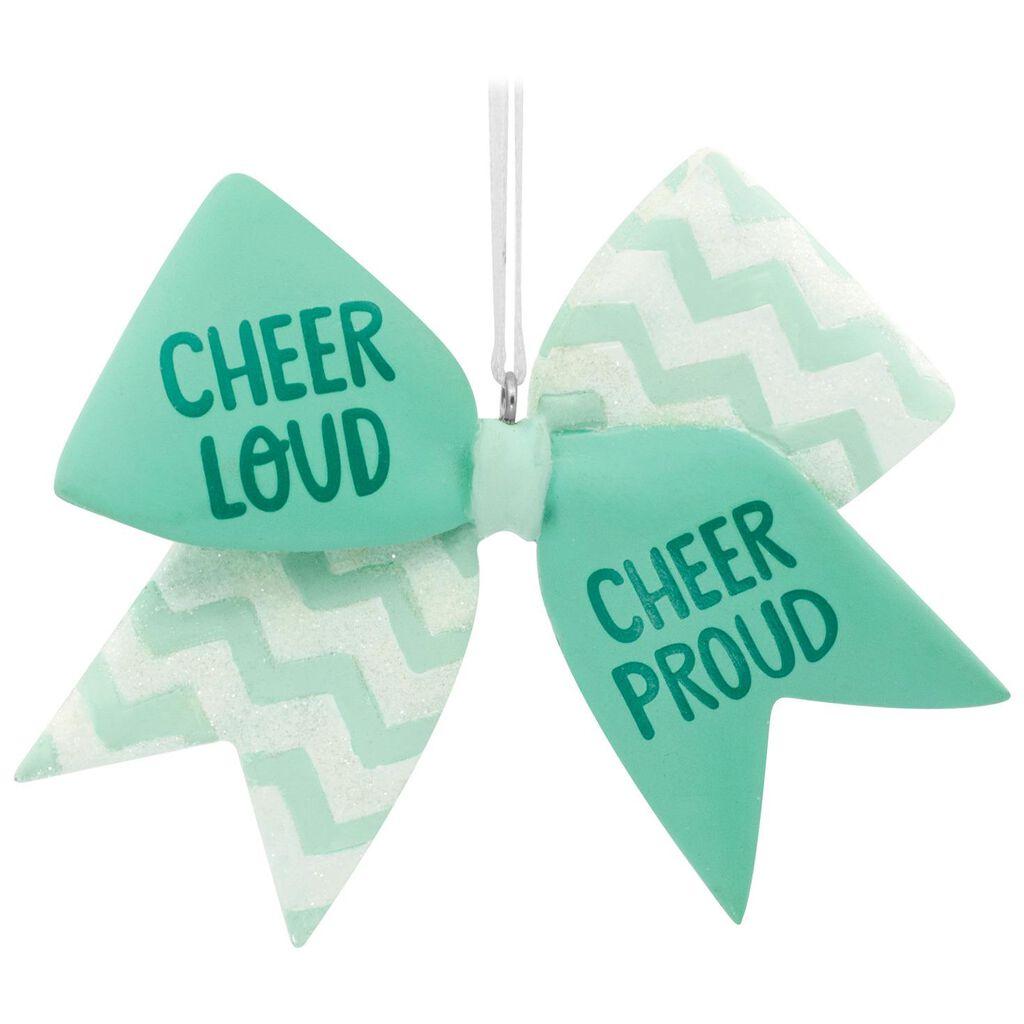 Cheerleading Hallmark Ornament - Gift Ornaments - Hallmark