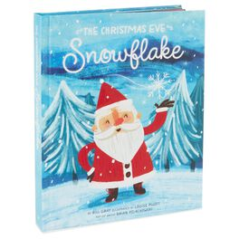 The Christmas Eve Snowflake Pop-Up Book, , large