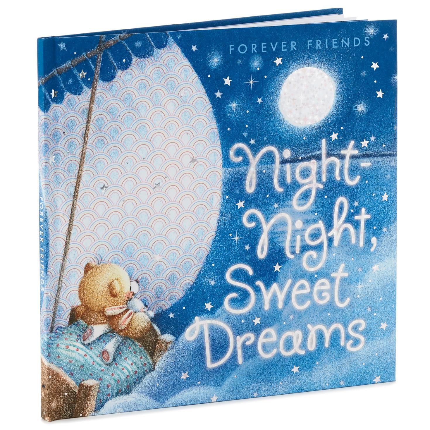 Night Night Sweet Dreams Forever Friends Book Kids Books Hallmark