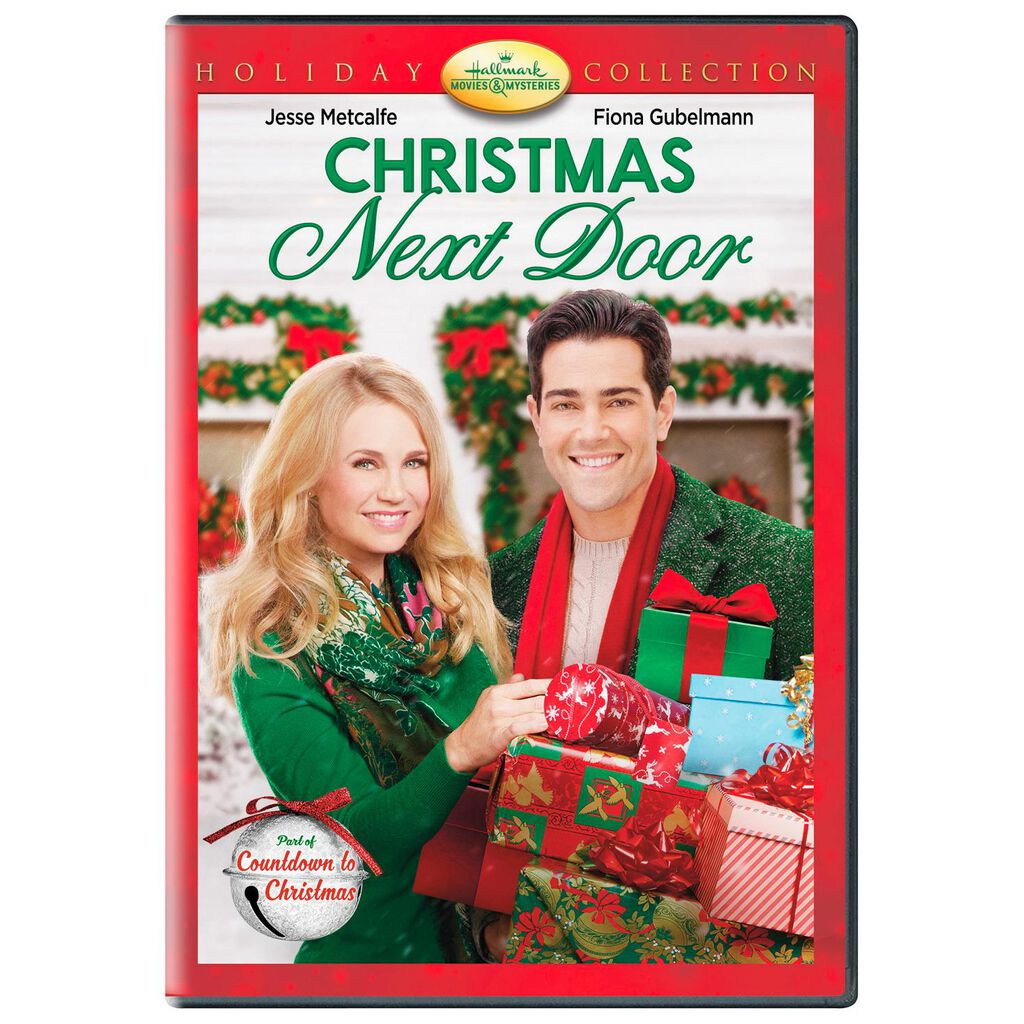 Christmas Next Door Dvd Hallmark Channel Hallmark