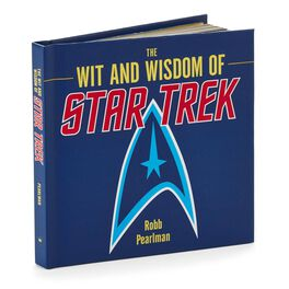 Wit and Wisdom of Star Trek™ Gift Book, , large