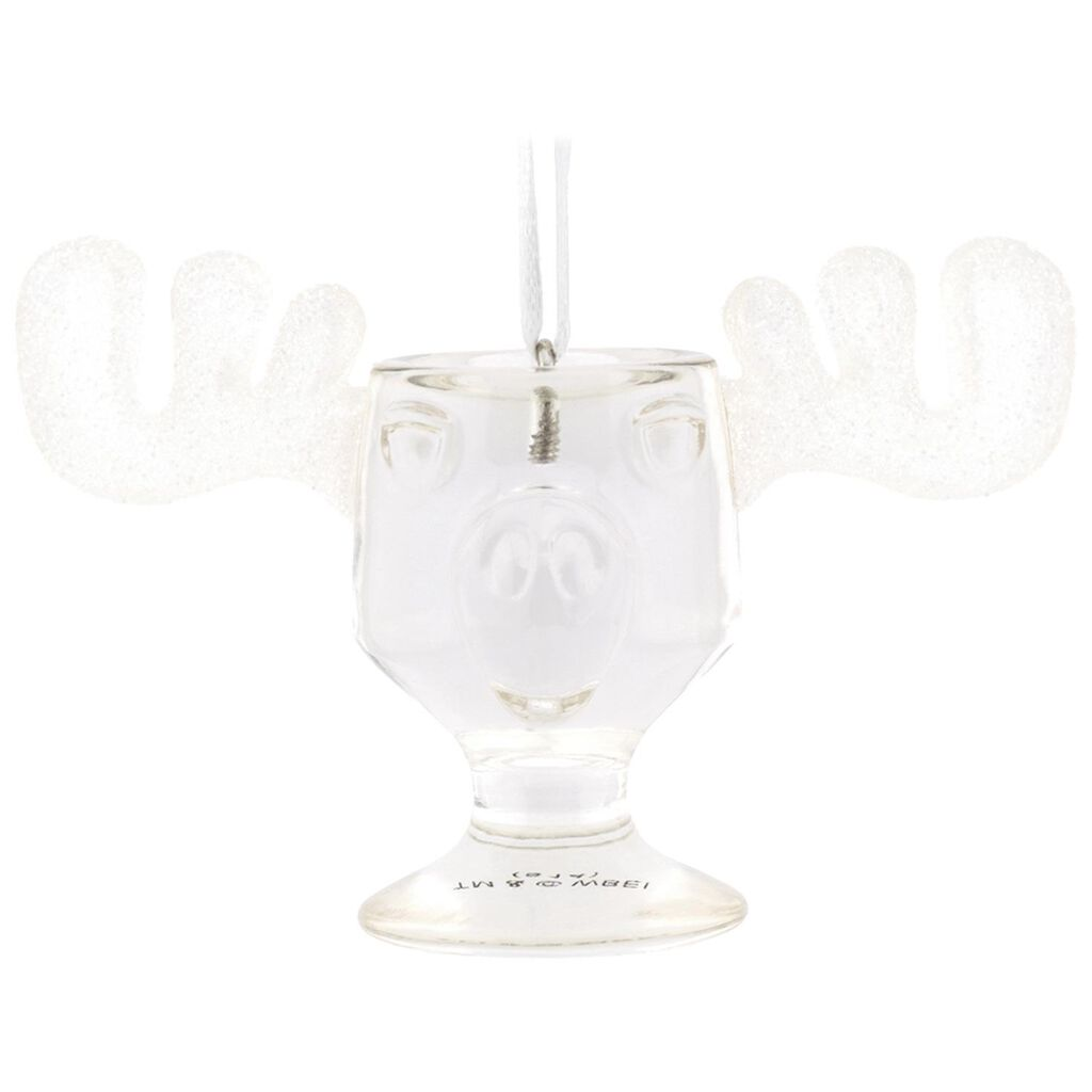 national lampoons christmas vacation moose mug hallmark ornament