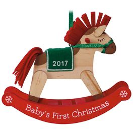 Baby's First Christmas Ornament, , large