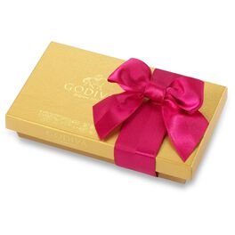 Godiva Assorted Chocolates in Gold Spring Gift Box, 8 Pieces, , large