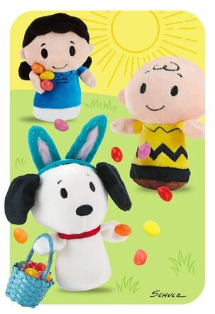 Peanuts® itty bittys® Greetings