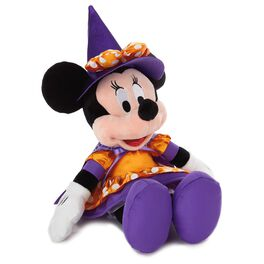 Minnie Mouse the Witch Stuffed Animal, , large