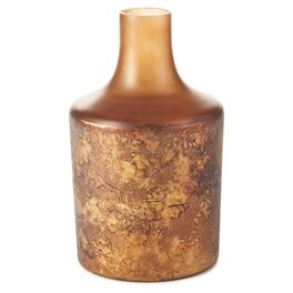 Copper Glass Vase, , large