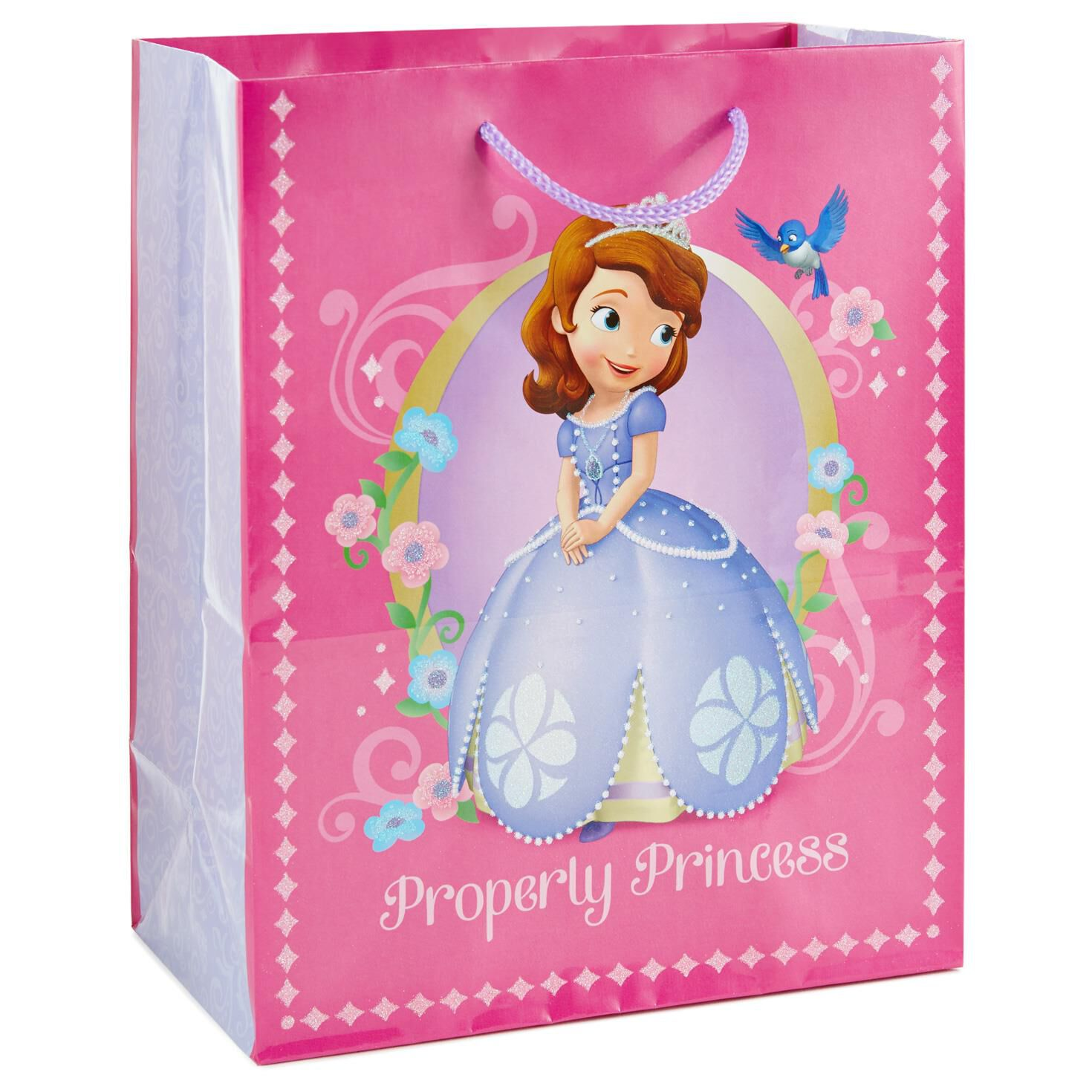 Sofia the first medium gift bag 975 gift bags hallmark negle Choice Image