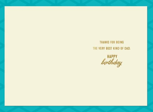 Best Kind of Dad Birthday Card Greeting Cards Hallmark – Hallmark Birthday Cards