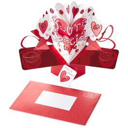 You're Special Pop-Up Valentine's Day Card, , large