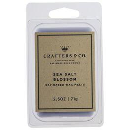 Crafters & Co. Sea Salt Blossom Wax Melt, 2.5-oz, , large