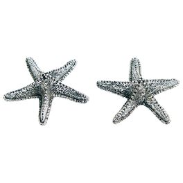 Mud Pie® Starfish Salt & Pepper Set, , large