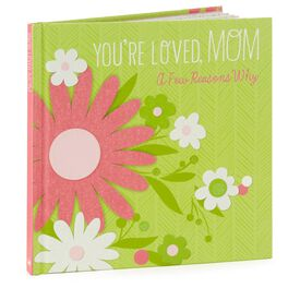 You're Loved, Mom. A Few Reasons Why Book, , large