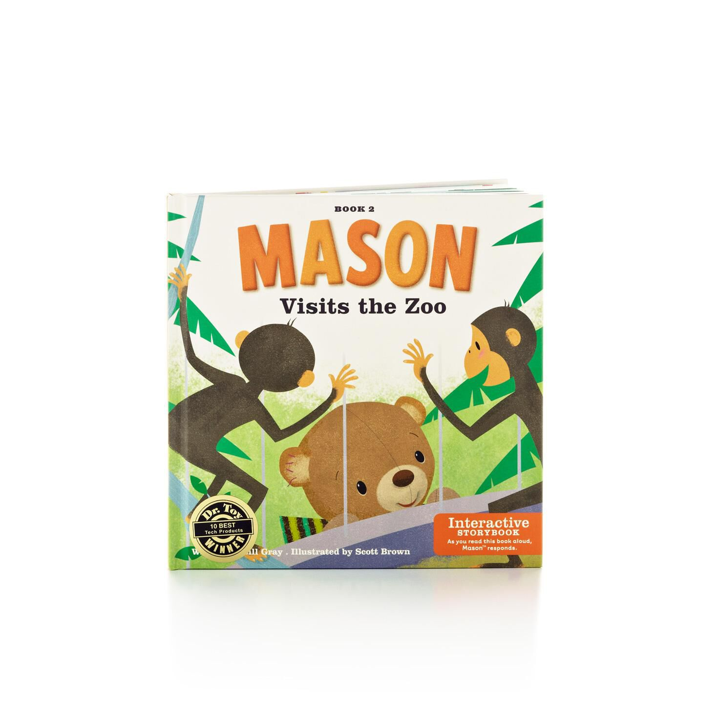 Mason Visits the Zoo