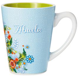 Catalina Estrada Abuela Mug, 11 oz, , large