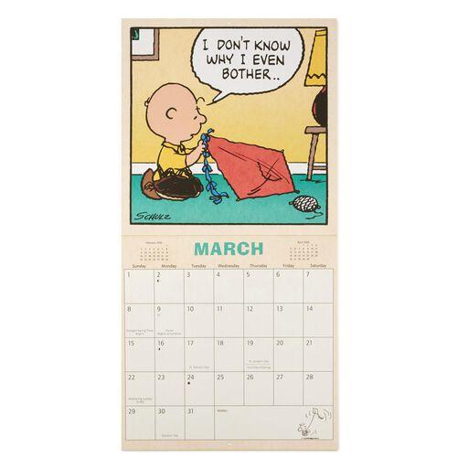 Calendario Snoopy 2020.Wall Calendars And Perpetual Desk Calendars Hallmark