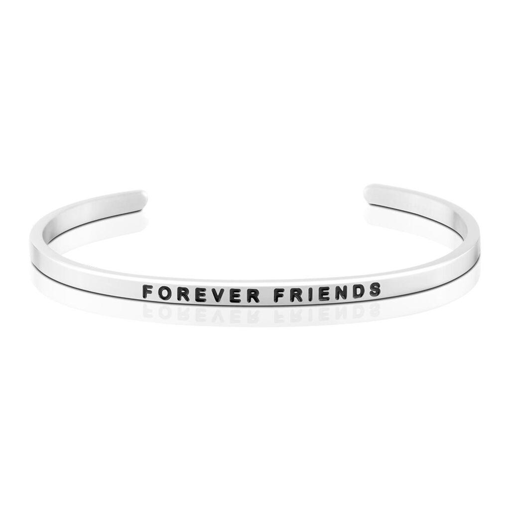 Mantraband Forever Friends Bangle Bracelet
