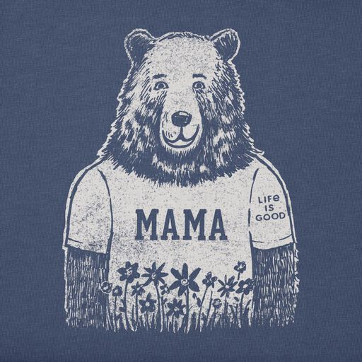 3cf20c49629 ... Life is Good Women s Mama Bear V-Neck T-Shirt
