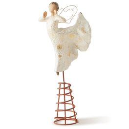 Willow Tree® Song of Joy Tree Topper Figurine, , large