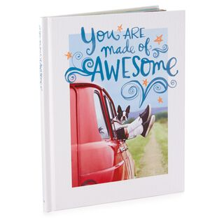 You Are Made of Awesome Gift Book,