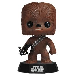 Star Wars FUNKO Pop! Chewbacca Bobblehead, , large