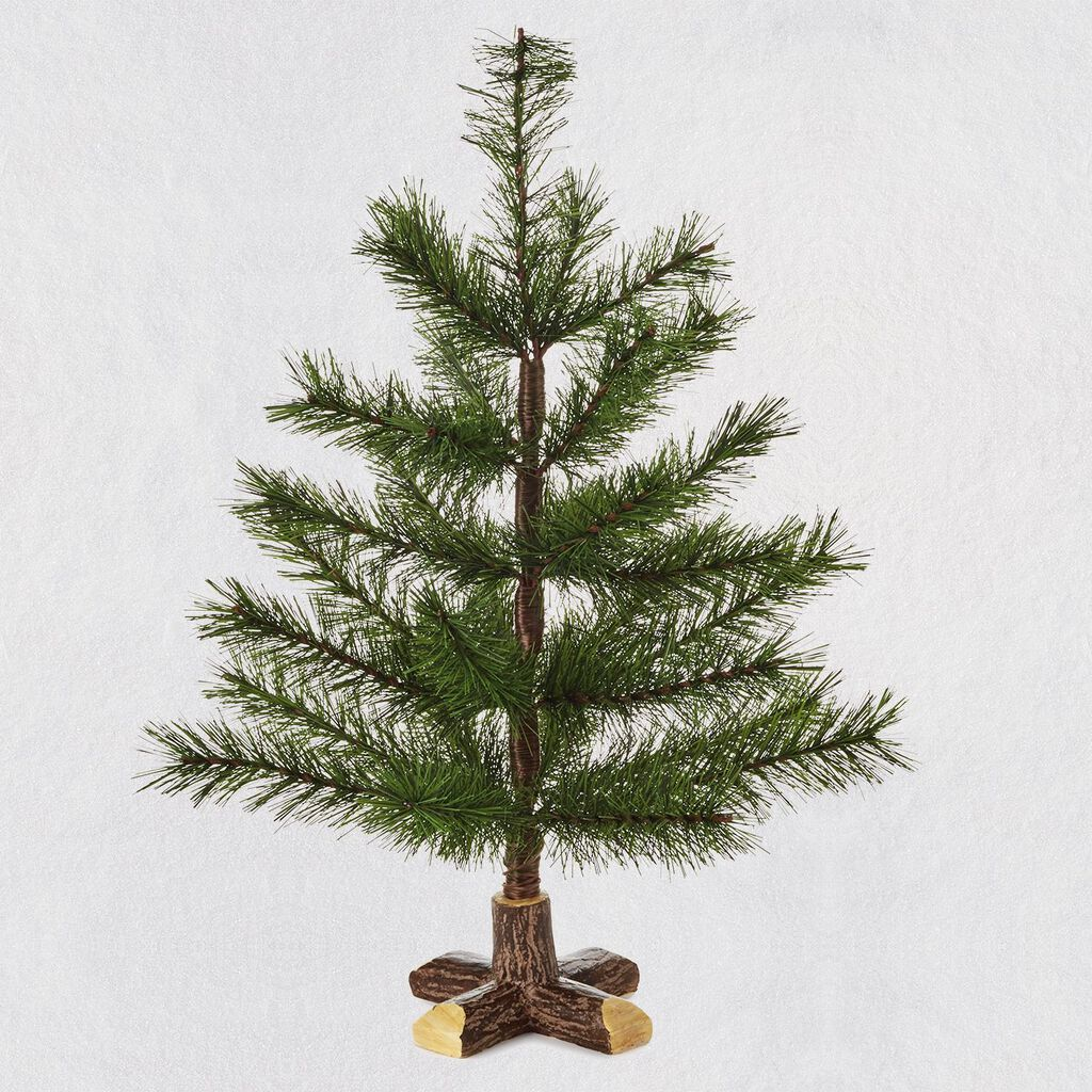 Miniature Keepsake Ornament Evergreen Tree, 18\
