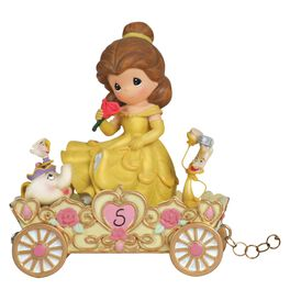 Precious Moments® Disney Belle Figurine, Age 5, , large