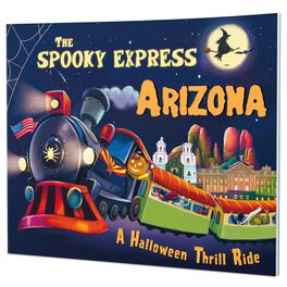 The Spooky Express: A Halloween Thrill Ride Book, , large