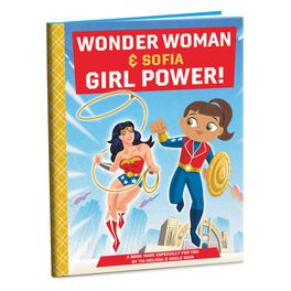 WONDER WOMAN™ Personalized Book, , large