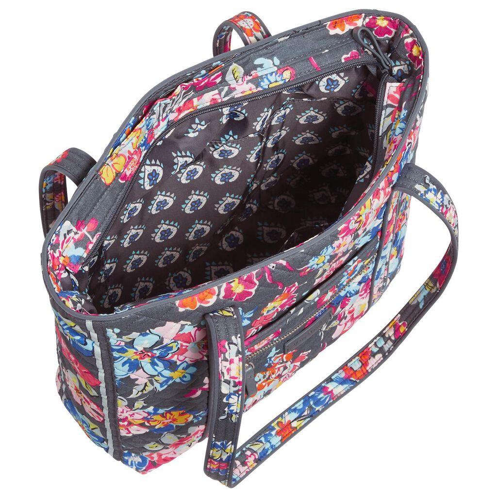 a7926f70a9a8 Vera Bradley Iconic Small Tote Bag in Pretty Posies - Handbags ...