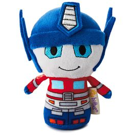itty bittys® Transformers Optimus Prime Stuffed Animal, , large