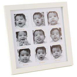 Baby Spanish Picture Frame, Holds 9 Photos, , large
