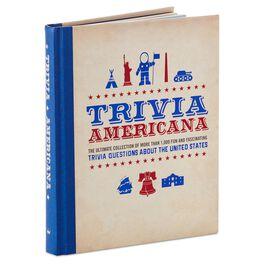 Trivia Americana Book, , large