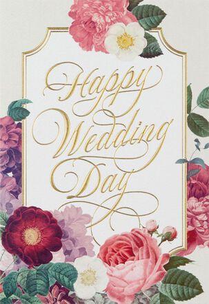 Celebrating Both of You Wedding Card