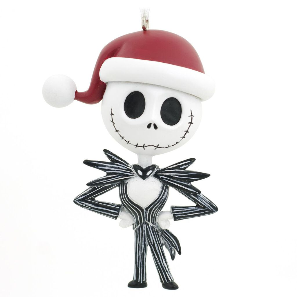 Disney The Nightmare Before Christmas Jack Skellington Hallmark ...