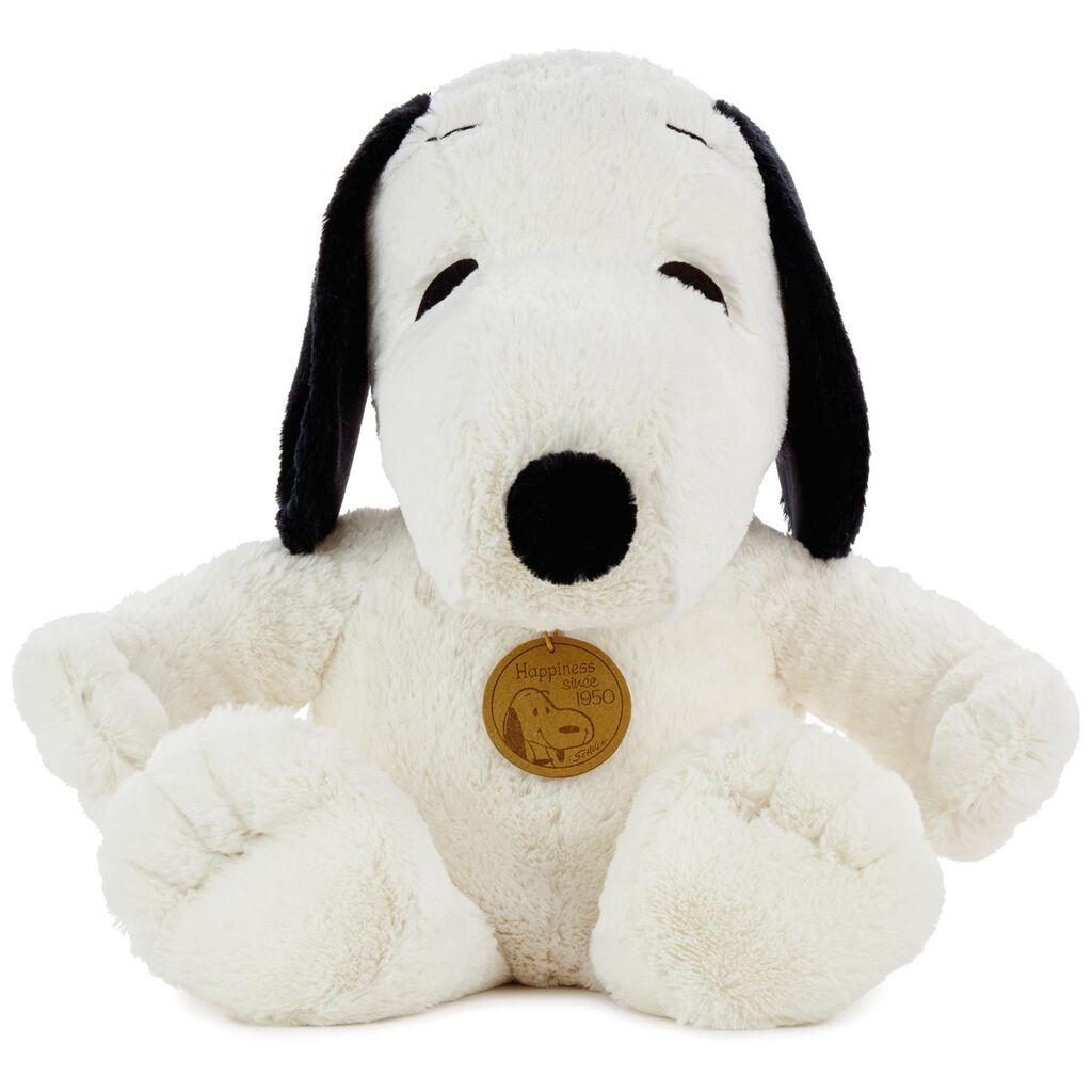 Peanuts Large Snoopy Stuffed Animal 19 Classic Stuffed Animals