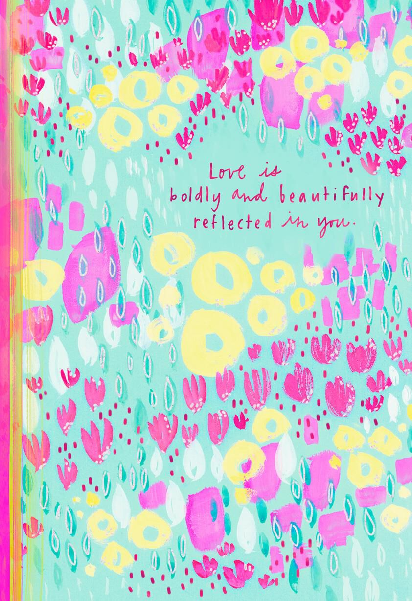 Beautiful You Flower Easter Card for Goddaughter Greeting Cards – Hallmark Easter Cards