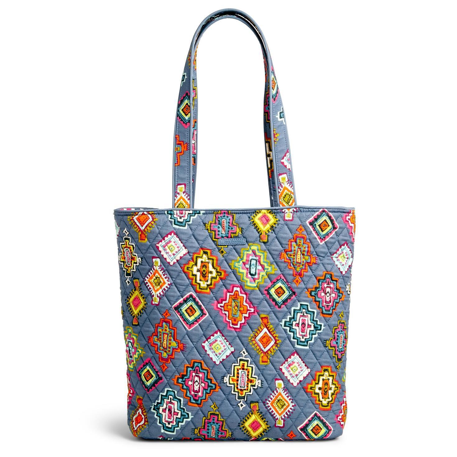 Vera Bradley Tote Bag in Painted Medallions - Handbags & Purses ...