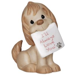 Precious Moments® I Will Always Love You Dog Figurine, , large