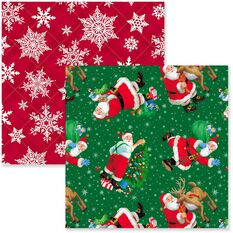 Paper Christmas Snowflakes